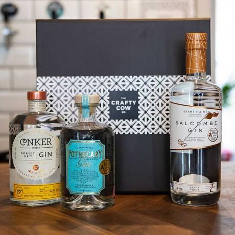 British South Coast Gin Hamper