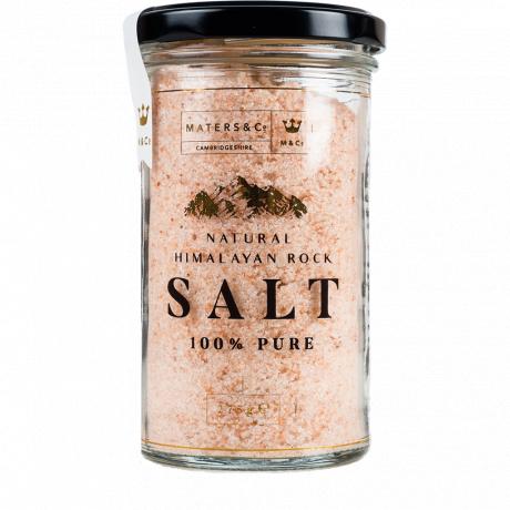 Raw Natural Himalayan Salt