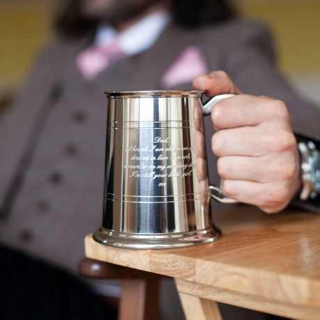 wedding tankard