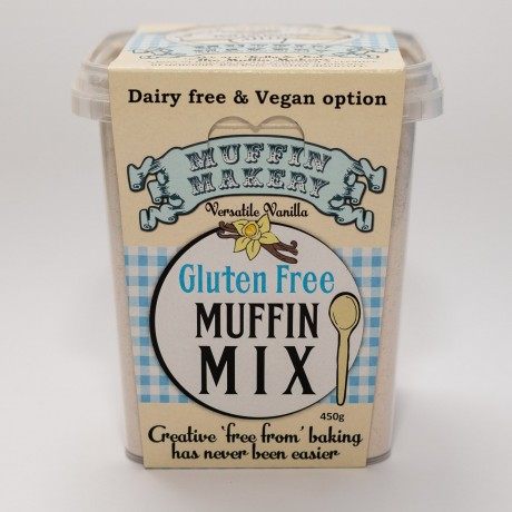 The Muffin Makers Free From Christmas Gift Box Hamper
