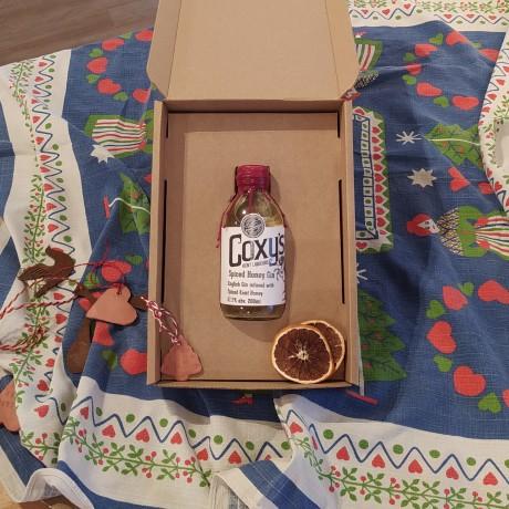 Coxy's Spiced Honey Gin