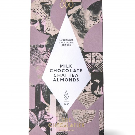 Milk Chocolate Chai Tea Almonds
