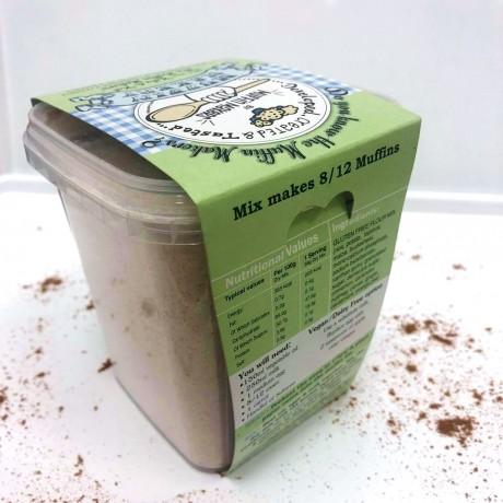 Gluten Free Spiced Apple Muffin Mix