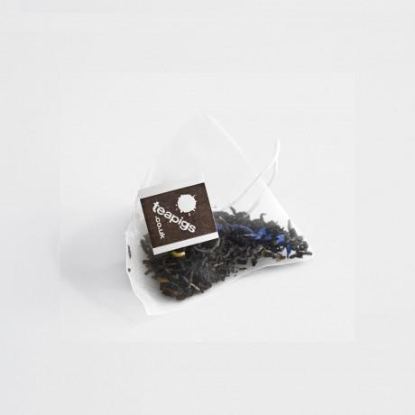 Christmas Salted Caramel Brownie & Tea Gift Box