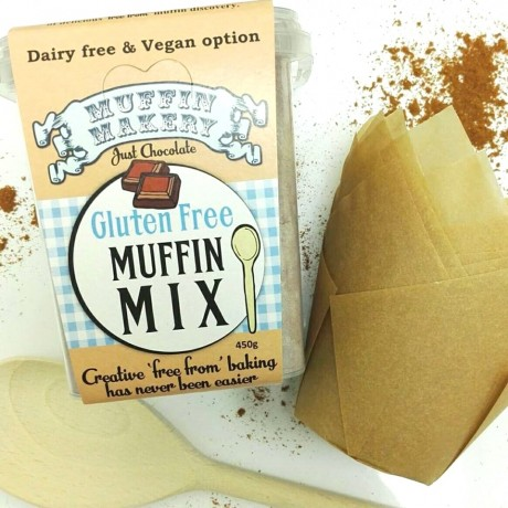Free From Chocolate Muffin Making Kit