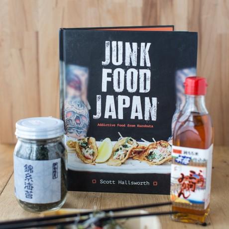 Junk Food Japan: Addictive Food from Kurobuta
