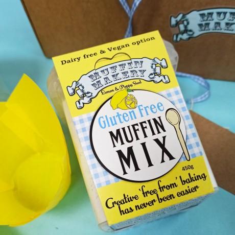 Gluten Free Just Chocolate Muffin Mix