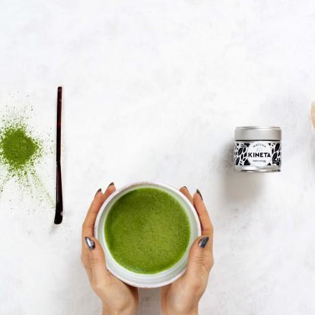 Finest Organic Ceremonial Kineta Matcha Tea - Great Taste Winner