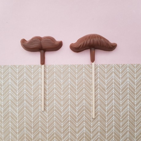 Chocolate Moustaches