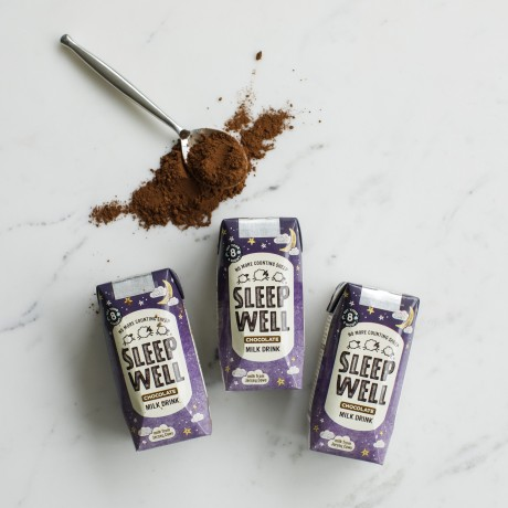 Sleep Well Chocolate 200ml Single Carton