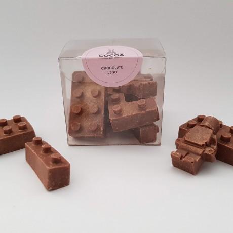 Milk Chocolate Lego