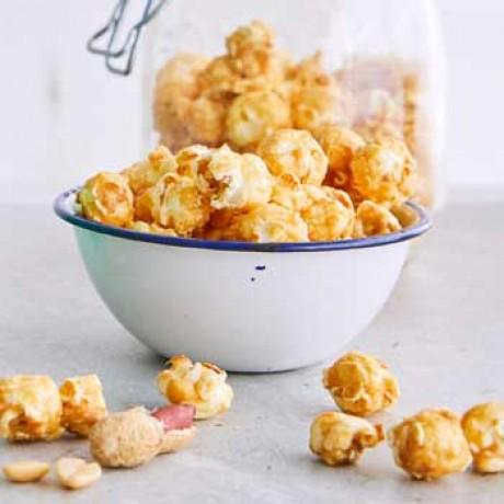 Close up image of kernels