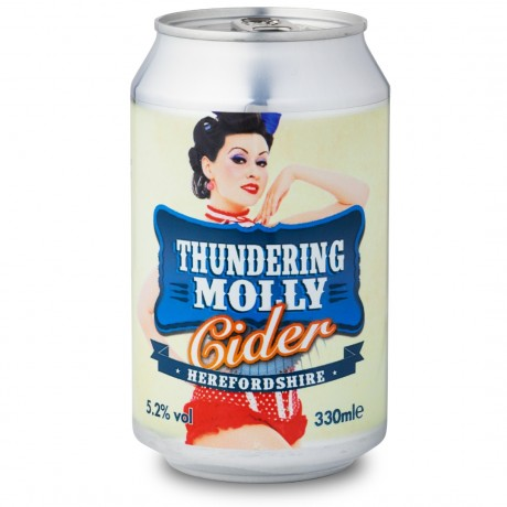 Thundering Molly Cider (24 cans)