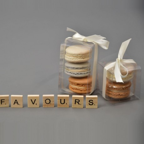 Bespoke Macarons for Weddings / Events