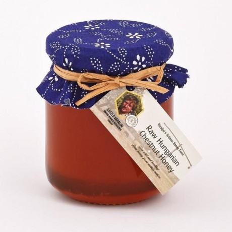 Raw Hungarian Chestnut Honey