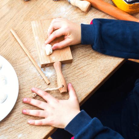 Luxury 'Caravaggio' Fresh Pasta Making Kit For Beginners