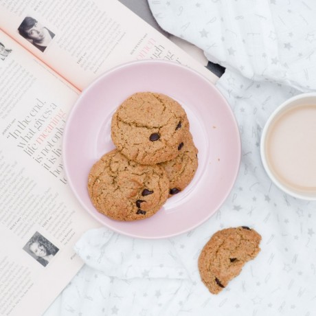 Lactation Cookies - Chocolate Chip Cookies