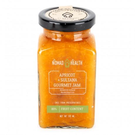 Apricot and Sultana Gourmet Jam