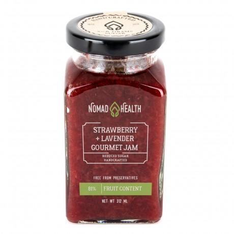 Strawberry and Lavander Gourmet Jam