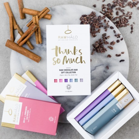 Raw Chocolate Bar Collection (Select Your Own) (6 bars)