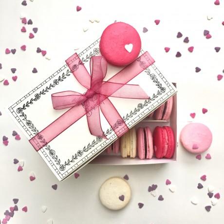 vegan Macaron gift box