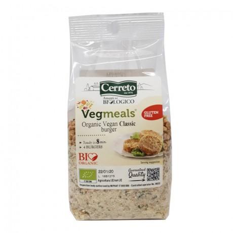 Organic Classic Vegan Burger Mix