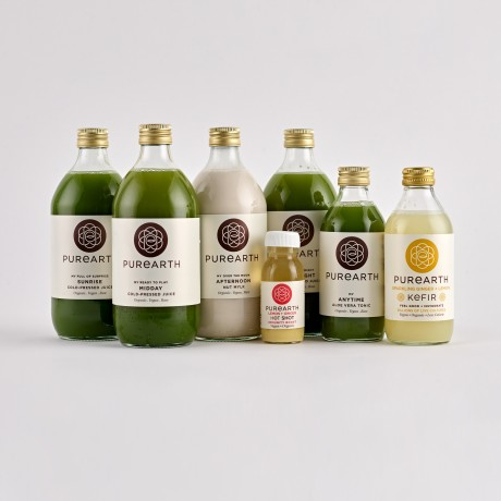 Purearth Alkaline Cleanse