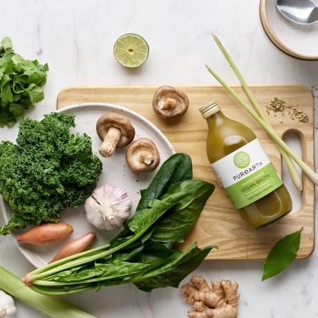 Vegan Broth: Thai Spice Infusion (X8 PACK)
