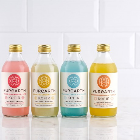 Purearth Water Kefir Pack