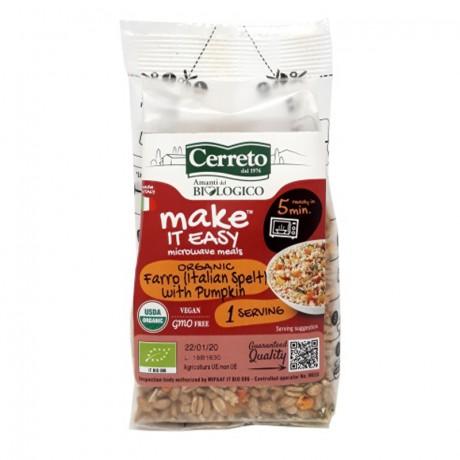Organic Spelt & Pumpkin Healthy Lunch Mix