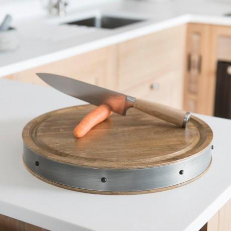 Factory Style Butchers Block Chopping Board