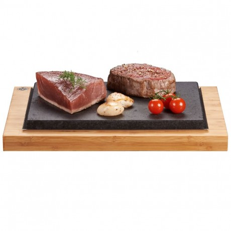 The Hot Stone Cooking Steak Sharer