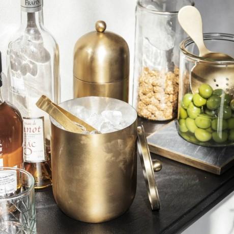 Brass Cocktail Bar Spoon