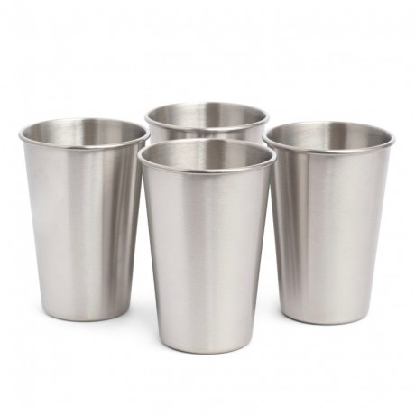 500ml Stainless Steel Cups
