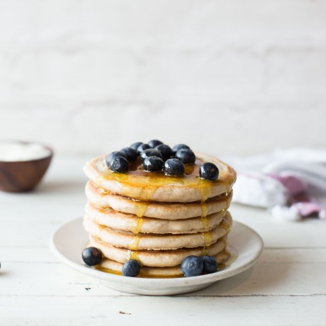 Healthy Pancakes - a pantry staple - healthy and delicious