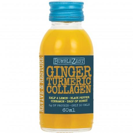 Ginger, Turmeric & Collagen (Revive & Restore) Superfood Drinks