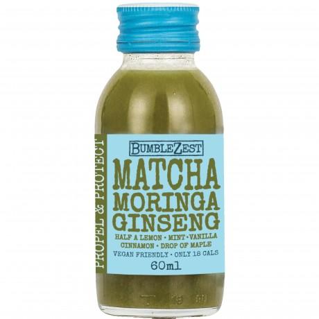 Matcha, Moringa & Ginseng (Propel & Protect) Superfood Drinks