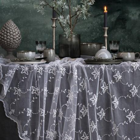 Gauze & Lace Amalia Tablecloth