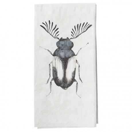 Birea Insect Print Napkins