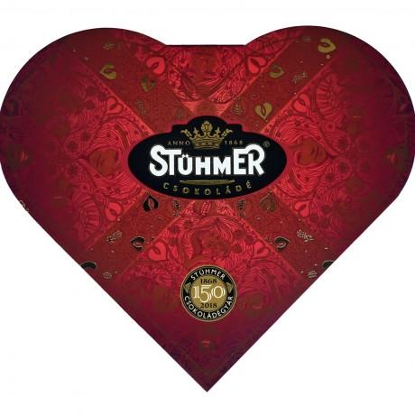 Chocolate Heart Praline