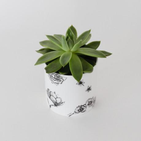 Fine Bone China Small Vase
