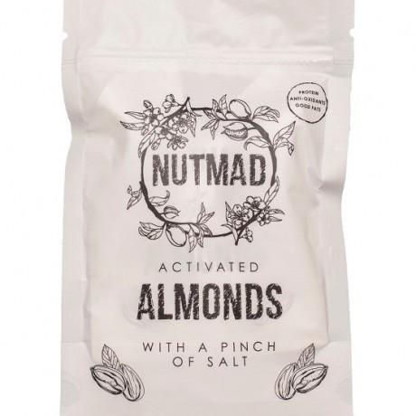 Nutmad Activated Almonds w Sea Salt