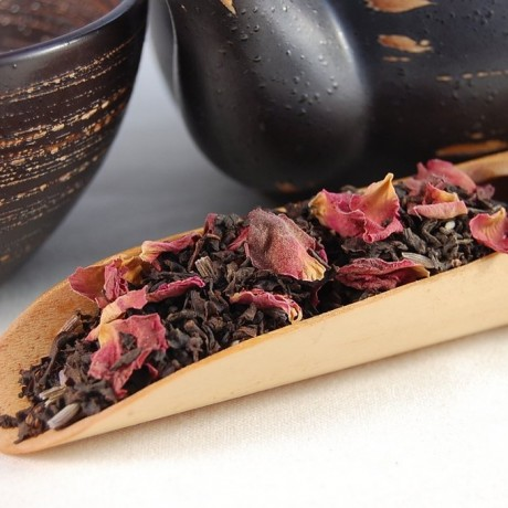 Bangalore Rose Chai Loose Leaf Tea