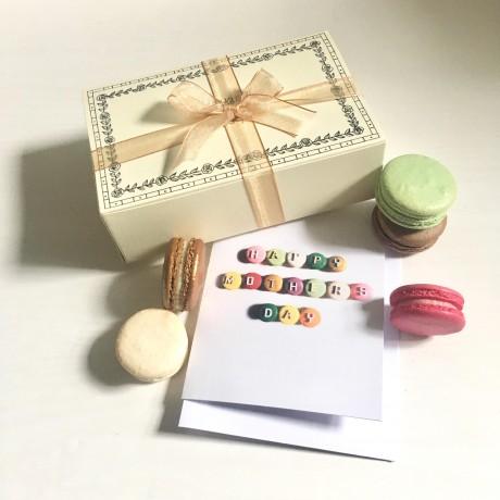 Macaron Selection Box of 14