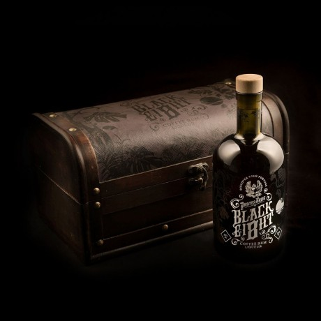 Coffee Rum Gift Chest