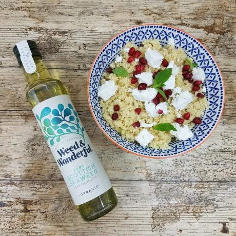 Providing amazing flavour to vegan recipes