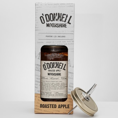 Roasted Apple Moonshine