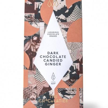 Dark Chocolate Candied Ginger