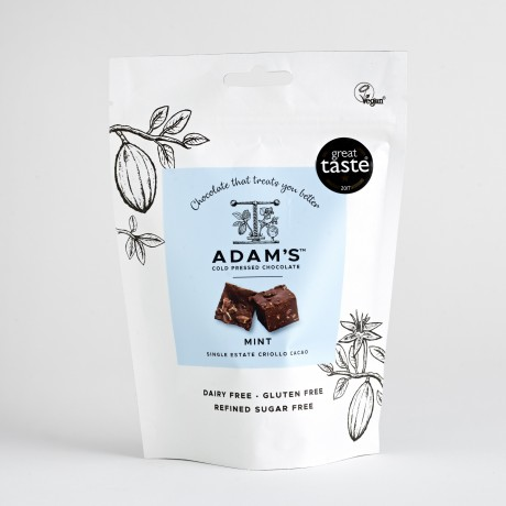 Adam's Cold Pressed Chocolate Mint
