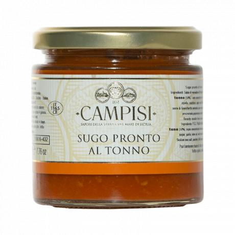 tomato pasta sauce with tuna